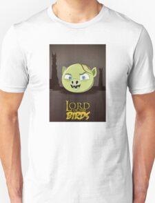 Lord of the Birds - Gollum T-Shirt