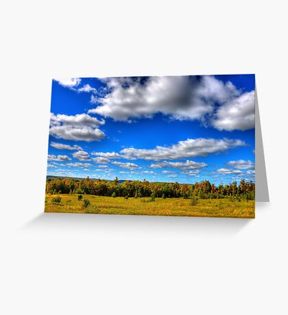 NorthWoods of Wisconsin Greeting Card