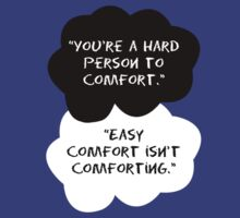 TFIOS - Easy Comfort Isn't Comforting by Connie Yu
