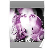 6570v Orchid Goddess Poster