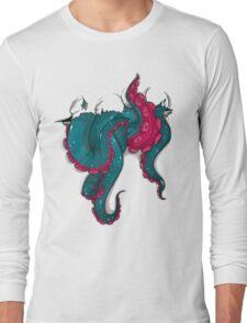 Tentacle Tear Long Sleeve T-Shirt