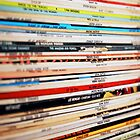 Vinyl Records by Iheartrecords