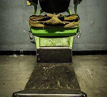 The Dentist's Chair by LieselMc