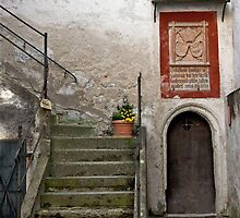 Sacristy Steps by phil decocco