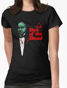 Don of the Dead Womens Fitted T-Shirt