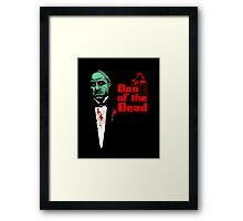 Don of the Dead Framed Print