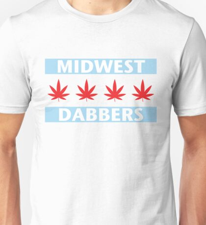 Midwest Dabbers Unisex T-Shirt