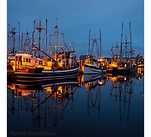 Calm Before the Dawn Photographic Print