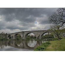 Stirling Bridge Photographic Print