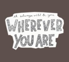 Wherever You Are - 5SOS  Kids Clothes