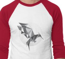Catching Fire - Every revolution begins with a Spark BW Men's Baseball ¾ T-Shirt