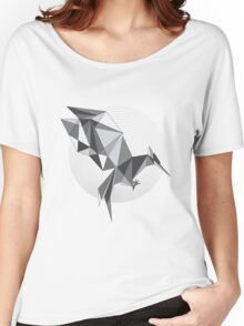 Catching Fire - Every revolution begins with a Spark BW Women's Relaxed Fit T-Shirt