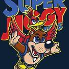 Super Jiggy Bros by Punksthetic