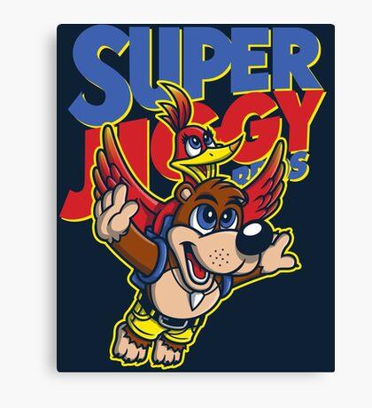 Super Jiggy Bros Canvas Print