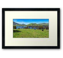Hume Wier - Tallangatta Valley Framed Print