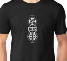 crop circles 16 Unisex T-Shirt