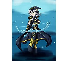 League of legends Ashe poster Photographic Print