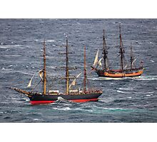 Tall Ships Photographic Print