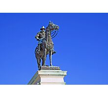 Ulysses S. Grant Guards The United States Capitol Photographic Print