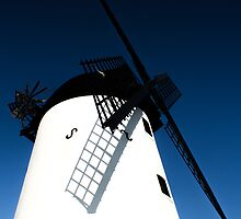 Lytham Windmill by coolpix