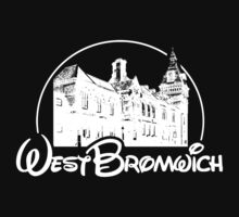 West Bromwich by crazytees