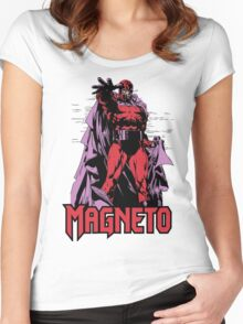 Magneto Women's Fitted Scoop T-Shirt