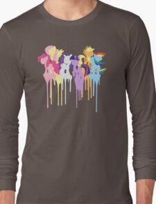 My Little Pony: Mane 6 Long Sleeve T-Shirt