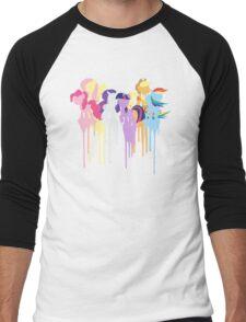 My Little Pony: Mane 6 Men's Baseball ¾ T-Shirt