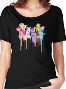 My Little Pony: Mane 6 Women's Relaxed Fit T-Shirt