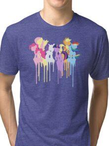 My Little Pony: Mane 6 Tri-blend T-Shirt