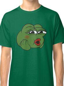 Cute Pepe the Frog Classic T-Shirt