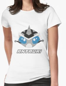 SRMTHFG: Antauri (silver) Womens Fitted T-Shirt