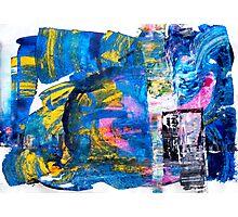 The Big Blue Photographic Print