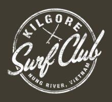 Kilgore Surf Club (worn look) by KRDesign