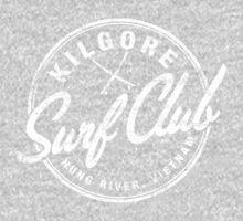 Kilgore Surf Club (worn look) One Piece - Long Sleeve
