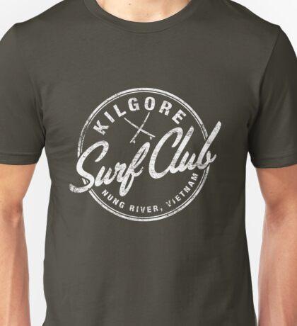 Kilgore Surf Club (worn look) Unisex T-Shirt