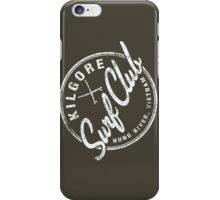 Kilgore Surf Club (worn look) iPhone Case/Skin