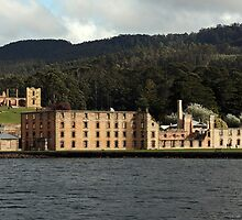Port Arthur by Timothy John Keegan