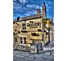 Sun Inn At Alnmouth Photographic Print