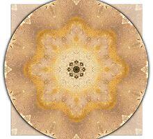 Garden Stone Mandala 2 by haymelter