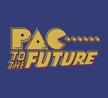 Pac to the Future  by RetroReview