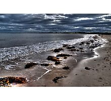 Alnmouth Beach #2 Photographic Print