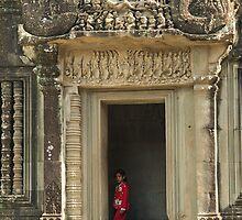 Angkor Wat by Werner Padarin