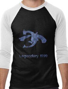 Legendary silver 1999 Men's Baseball ¾ T-Shirt