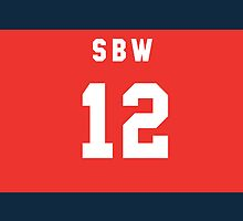 SBW iPhone Cover by nweekly