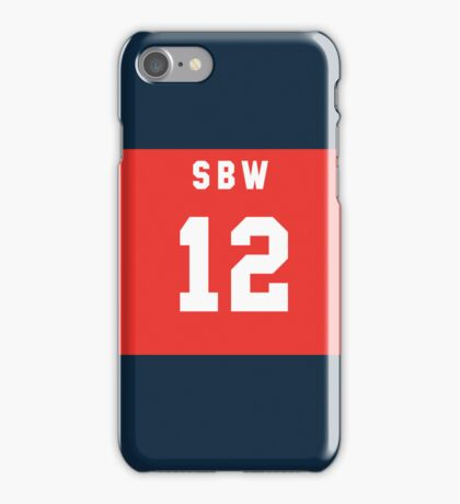 SBW iPhone Cover iPhone Case/Skin