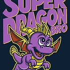 Super Dragon Bro by Punksthetic