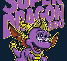 Super Dragon Bro by Punksthetic