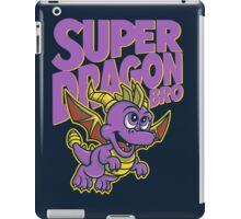 Super Dragon Bro iPad Case/Skin
