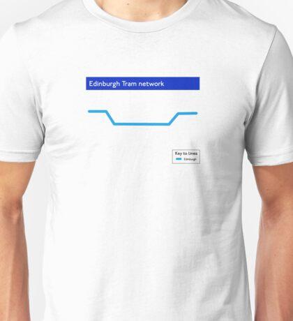 Edinburgh Trams Unisex T-Shirt